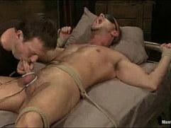 No orgasm for the edged man