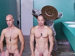 Male military physical exam tubes gay first time Anal Training