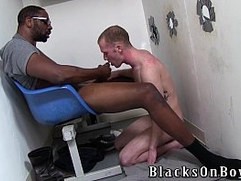 Aiden Connors Ends Up Riding A Black Dick