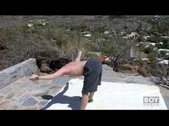 Jesse Bends Over Backward