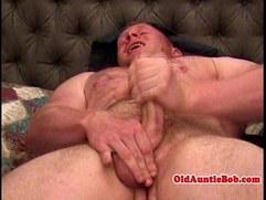 Gay aunty queen enjoy masturbation