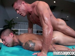 Massagecocks Deep Anal Drill