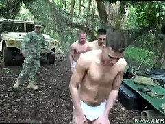 Huge cock gay anal trailer and male straight men jacking off A insane