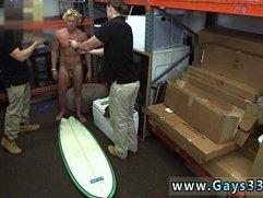 Old man sex gay spy Blonde muscle surfer boy needs cash