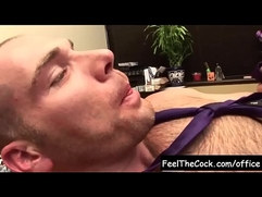Gay Office Guys Fucked At Work