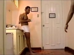 Asian Pinoy gets Arab/Brazilian huge dick sensual fucking and pounding part one
