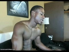 gay black mastrubate sperm
