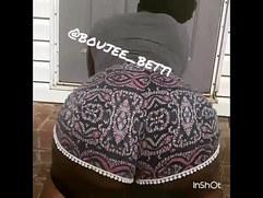 Boujee Betti Twerking Her Phatty