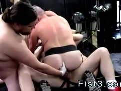 Free gay men porn video on train Fists and More Fists for Dick Hunter
