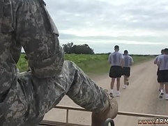 Gay marine cum filled asses and hot black military sex A crazy