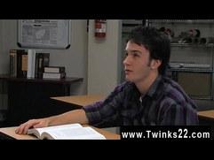 Gay movie Sometimes this mischievous teacher takes advantage of his