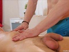 Gay Straight Seduction Massage Anal Fuck