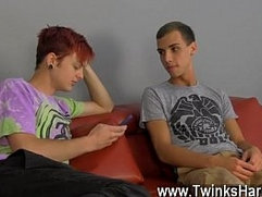 Twink video Even straight muscle guys like Brock Landon cant reject