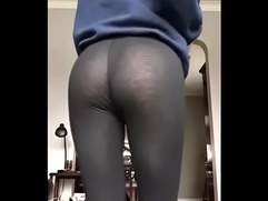 my ass in leggings