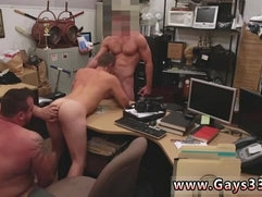 Gay cute boy manga porn Guy completes up with rectal hook up threesome